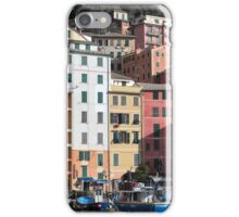 Camogli's Harbour  iPhone Case/Skin
