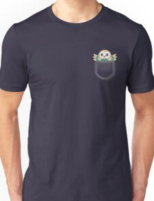 Rowlet in a pocket Unisex T-Shirt
