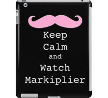 Keep Calm and Watch Markiplier iPad Case/Skin