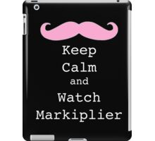 Keep Calm and Watch Markiplier iPad Case/Skin
