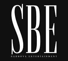 SBE - Sadboys Entertainment White Unisex T-Shirt