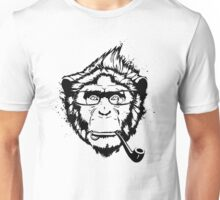 Ironic Chimp Unisex T-Shirt