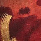 Red tree by Catrin Stahl-Szarka