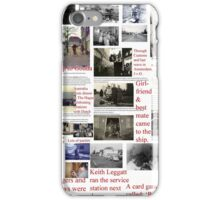 """NOT """"invisible"""". We, our parents, --all worked hard to settle in Australia. iPhone Case/Skin"""