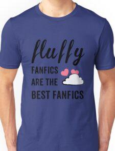 Fluffy fanfics Unisex T-Shirt