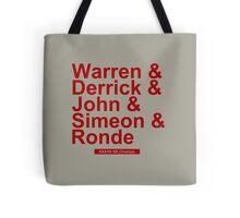 Super Bowl XXXVII Team Tote Bag