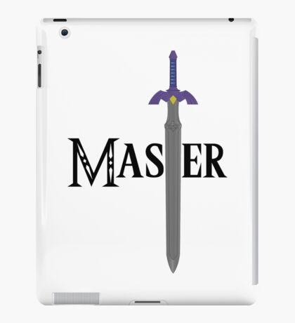 MASTER.  iPad Case/Skin