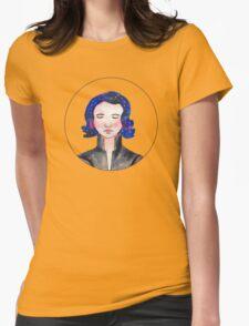 Galaxy Black Widow  T-Shirt