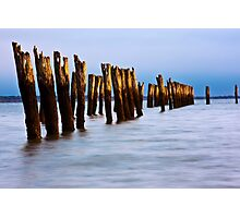 Tenby Point, Westernport Bay Photographic Print