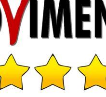 Five Star Movement (M5S) Logo Sticker