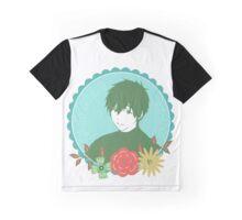 Makoto Tachibana Graphic T-Shirt