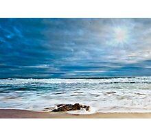 Gunnamatta Surf Beach Part 3 Photographic Print