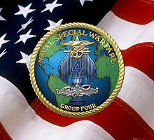 Naval Special Warfare Group Four - NSWG-4  by Captain7