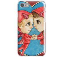 love-you-bus iPhone Case/Skin