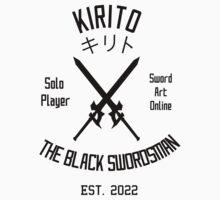 The Black Swordsman (Black) by Nguyen013