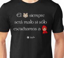 Lobo&Caperucita Unisex T-Shirt