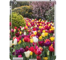 Tulip Trail iPad Case/Skin