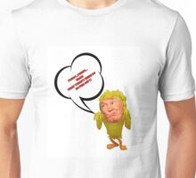 Tweeting Trump Unisex T-Shirt