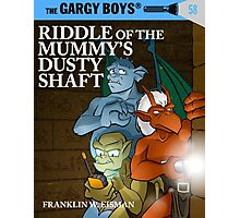 Riddle of the Mummy's Dusty Shaft Photographic Print
