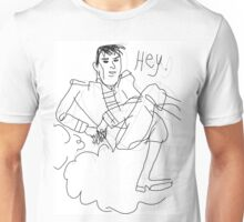 Hey it's The Outsider Unisex T-Shirt