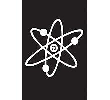 73 Atom Photographic Print