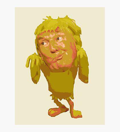 Donald Trump Twitter Parody Photographic Print