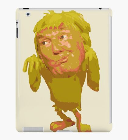 Donald Trump Twitter Parody iPad Case/Skin