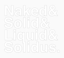 NAKED & SOLID & LIQUID & SOLIDUS Kids Clothes