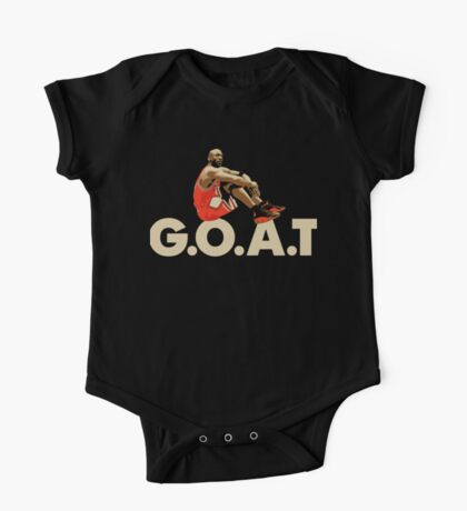 The G.O.A.T One Piece - Short Sleeve