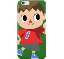 Friendly Villager is Friendly iPhone Case/Skin