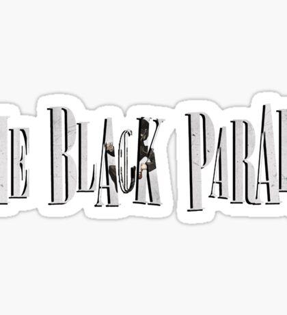 The Black Parade My Chemical Romance Sticker