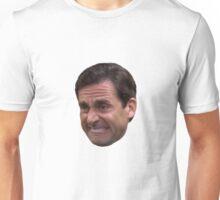 Michael Scott Face Unisex T-Shirt