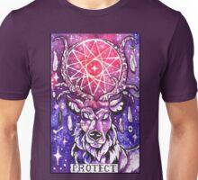Protect - Stag - Inktober/Inkspire Unisex T-Shirt