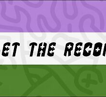 """Let The Record Show..."" by Cami-McCall"