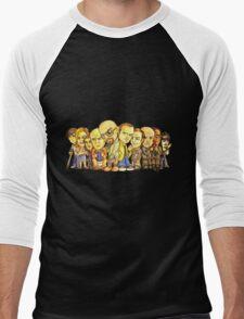 Remember My Name Men's Baseball ¾ T-Shirt
