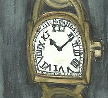 Watch Of Gold by RobynLee