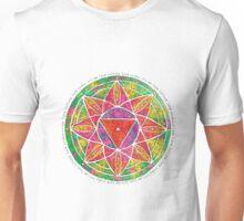 Tara Mantra - Zen Mandala Unisex T-Shirt