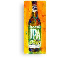 Goose Island IPA Beer Bottle Canvas Print