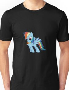 Rainbow Dash - Element of Loyalty Unisex T-Shirt