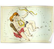 Zodiac Signs: Gemini Poster