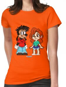 After Today Womens Fitted T-Shirt