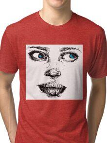Amani Tri-blend T-Shirt