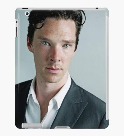 Benedict Cumberbatch 2 iPad Case/Skin