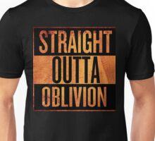 Straight Outta Oblivion Unisex T-Shirt