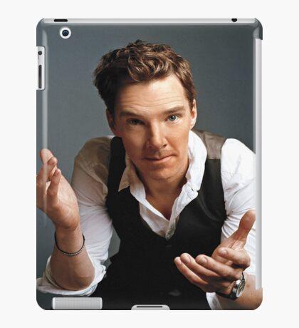 Benedict Cumberbatch 3 iPad Case/Skin