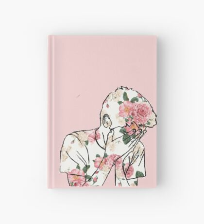 Flatsound Flower Edit Hardcover Journal