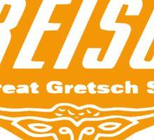 Gretsch Sticker