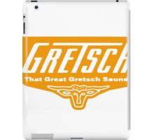 Gretsch iPad Case/Skin