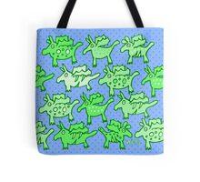 Nits for Kids - Lots of Tassie Dragons Bag Tote Bag