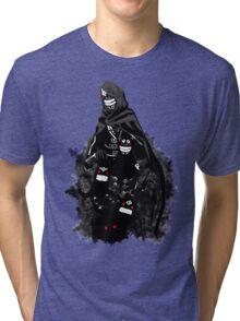 Black Spirit, your best companion Tri-blend T-Shirt